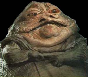Jabba-the-hut