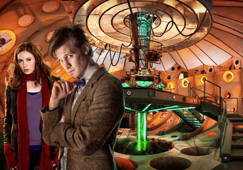 Doctor-who-karen-gillan-matt-smith-tardis-interior-500