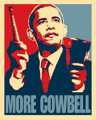 Obama-cowbell