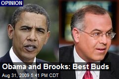 Obama-and-brooks-best-buds