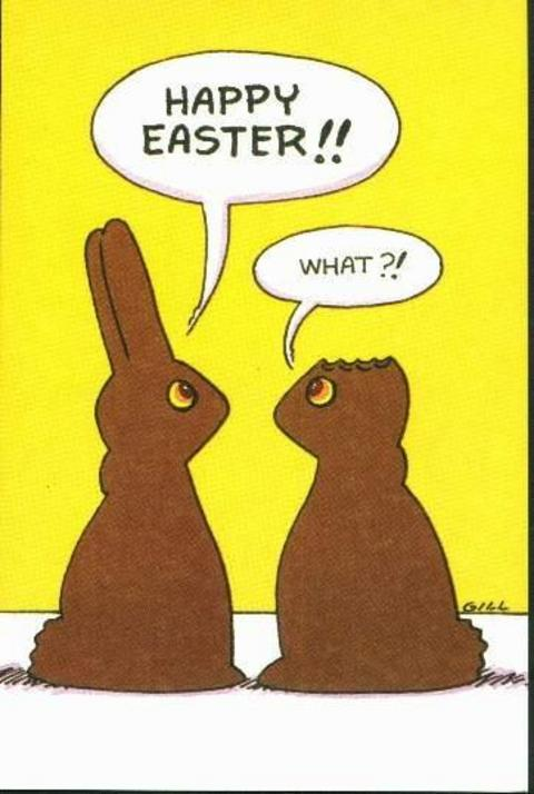 Easterbunnies